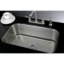 single bowl 30 inch stainless steel undermount kitchen sink free
