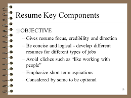 different resume types different types of resumes samples