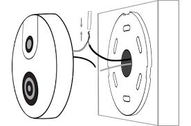 installation 2 0 skybell wifi doorbell