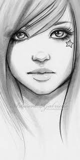 25 beautiful face drawing ideas on pinterest drawing faces