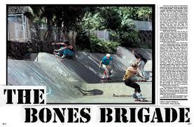 bones brigade in the skateboard mag blog powell peralta