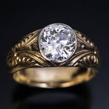 antique diamonds rings images Over 1 50 ct diamond rings antique jewelry vintage rings jpg