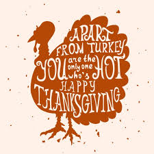 turkey with letters thanksgiving vector free