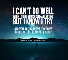 29 best song quotes and lyrics images on lyric quotes