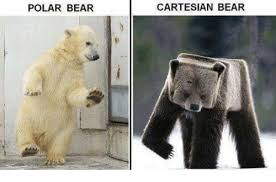 Polar Bear Meme - polar bear cartesian bear bear meme on me me