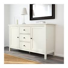 Ikea Buffets And Sideboards Hemnes Sideboard White Stain Hemnes White Stain And Solid Wood