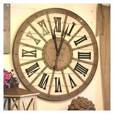 horloge murale cuisine horloge murale cuisine élégant pendule de cuisine murale