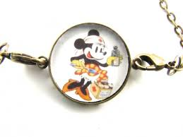 nurse charm bracelet minnie mouse gift nurses nurse stud