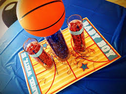 Basketball Centerpieces The 25 Best Basketball Baby Shower Ideas On Pinterest