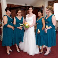 Light Gray Bridesmaid Dress Blue Bridesmaid Dresses