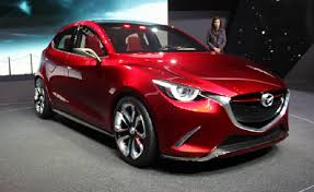2016 Mazda 2 Preview Redesign Release Interior Engine