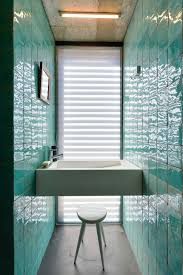 bathroom seafoam reflective tile 1 thumb 970xauto 52611 colorful