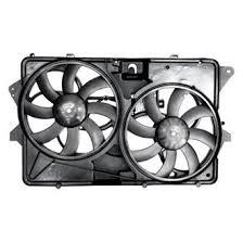 2009 ford flex fan ford flex 2009 replace dual radiator condenser fan assembly