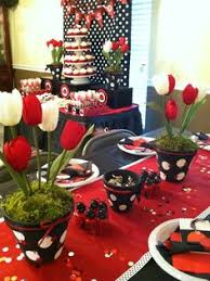 ladybug baby shower ideas lots of ladybug party ideas favor bags food etc ladybug