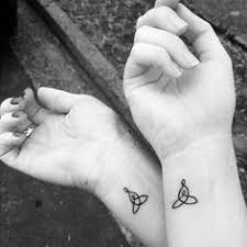 celtic symbol for mother and daughter cross tattoos pinterest