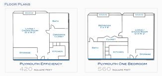 Efficiency Apartment Floor Plans Orlando Senior Apartments For Rent 1 Bedroom Studio Efficiency