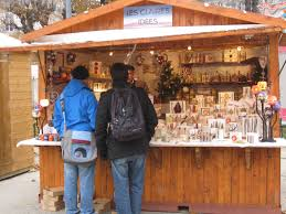 idee village de noel grenoble france 2011 christmas market marché de noël