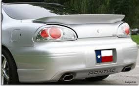 factory style spoiler for 1997 2003 pontiac grand prix pfyc