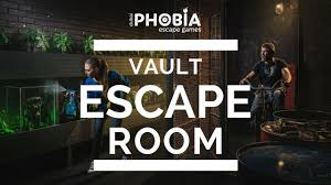 vault escape room the best escape game in dubai youtube