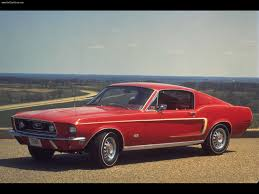 gto mustang ford mustang gt 1968 pictures information specs