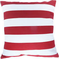 home theater pillows amazon com decorative printed stripes throw pillow cover 18