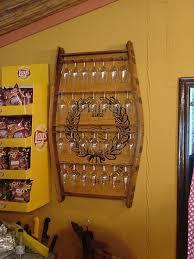 hanging wine glass racks amp stem ware racks wine glass hanger