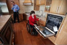 wheelchair accessible universal design home from the ground up
