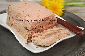 cuisiner foie de volaille terrine de foies de volailles les joyaux de sherazade