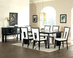 black dining table chairs black dining room set black dining room set awesome with photo of
