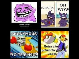 Memes De Pokemon En Espaã Ol - memes graciosos de pokemon en espa祓ol 01 by reyrex youtube