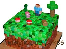 minecraft cake topper minecraft cake toppers part two