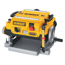Heavy Duty 15 Amp 2 by Dewalt 15 Amp 13 In Corded Planer Dw735 The Home Depot