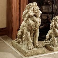 100 lion statue home decor extraordinary 40 home decor