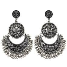 Chandelier Beaded Earrings White Bead Buy Chandelier Earrings India And Get Free Shipping On Aliexpress Com