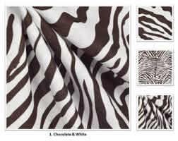 zebra curtains etsy