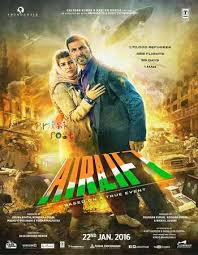 poster of airlift 2016 hindi 700mb dvdrip esubs free download