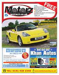 issue 038 by motorz weekly issuu