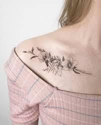 cute collar bone tattoos die besten 25 schlüsselbein zitat tätowierungen ideen auf
