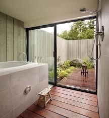 20 fresh outdoor shower and bathroom ideas house design and decor