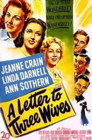 a letter to three wives wikipedia