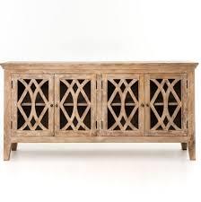 Solid Wood Buffet Table Somerset Solid Wood Large 4 Door Sideboard 80