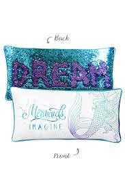 best 25 mermaid girls rooms ideas on pinterest mermaid room imagine mermaid pillow w reversible sequins back