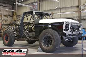 baja truck suspension steve olliges class 8 build race dezert com