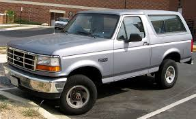 ford bronco wikipedia