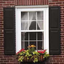 home decor exterior window shutters home depot exterior