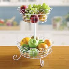 tiered fruit basket utterly organised lusting after a two tier fruit bowl