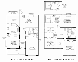2 story house floor plans home planning ideas 2018 small two with