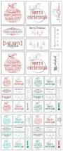 best 25 christmas gift tags printable free ideas on pinterest