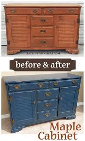 Glazing Kitchen Cabinets Before And After by 61 Best Hutches Cabinets U0026 Buffets Images On Pinterest Hutch