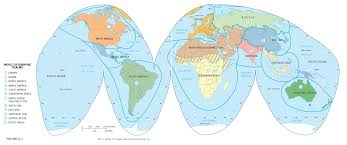 Seven Continents Map Should We Adopt The Geographers U0027 12 To 15 Realms Instead Of The 7